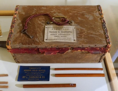 Cashbox of Thoreau Pencil Company