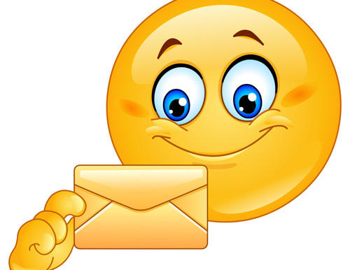 Emails and Emojis.  A Dynamic Duo.