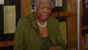 In Admiration and Celebration of the Great Poet, Maya Angelou
