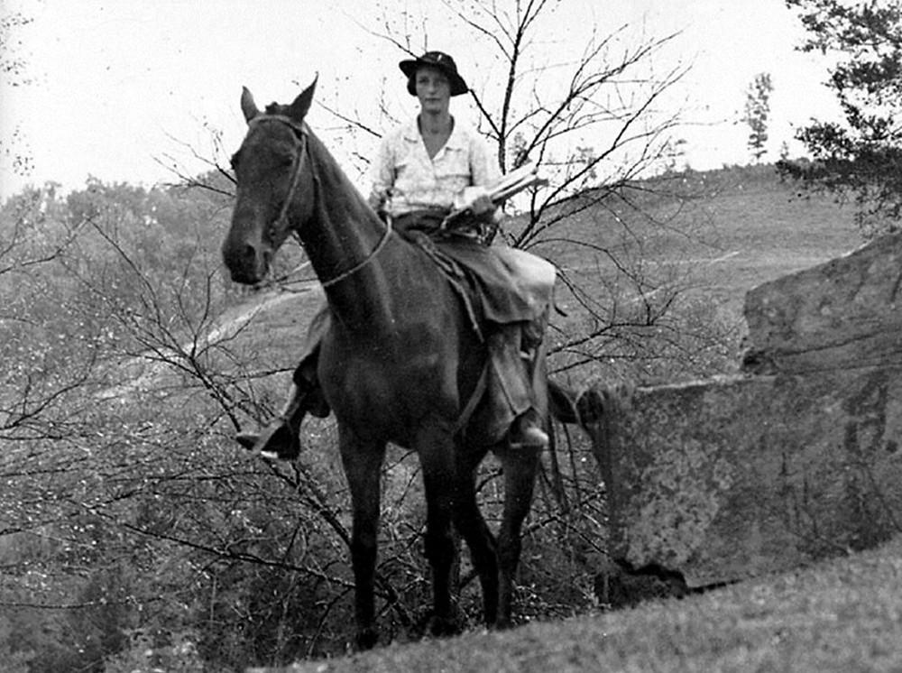 Packhorse Librarian of Kentucky