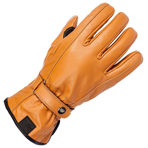Spada Freeride WP Leather Gloves Tan