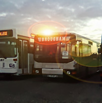 Brougham Buses Ready For Duty