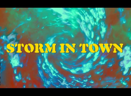 Storm in Town -  Remix (Official Lyric Video)