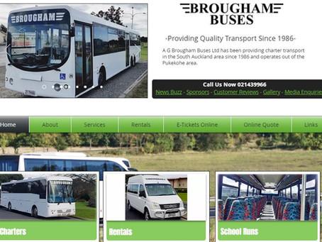 Travel with us...Brougham Rentals