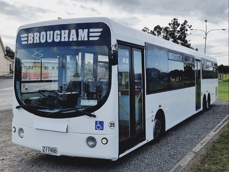 Brougham Buses....