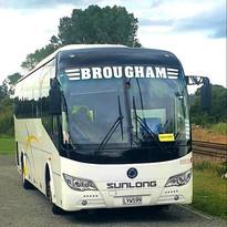 NEW BROUGHAMS BUS