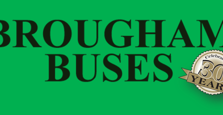 A message from Brougham Buses