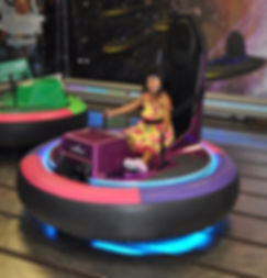 Bumper Car Manufacturer, amusement park bumper cars, spinzone, rdc bumper cars
