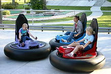 savana georgia bumper car locations, rdc bumper cars, gasoline powered bumper cars