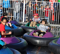 PacPark Bumper Cars, kids bumpercars, bumper car manufacturer