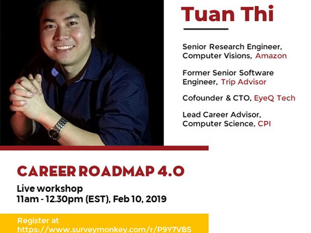 Building Computer Science career track since early years in college - advice from an Amazon expert