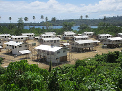 SOLOMON ISLANDS POLICE HOUSING