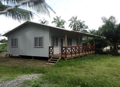 GUADALCANAL PALM OIL STAFF HOUSING