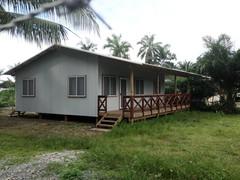 GUADALCANAL PALM OIL STAFF HOUSING