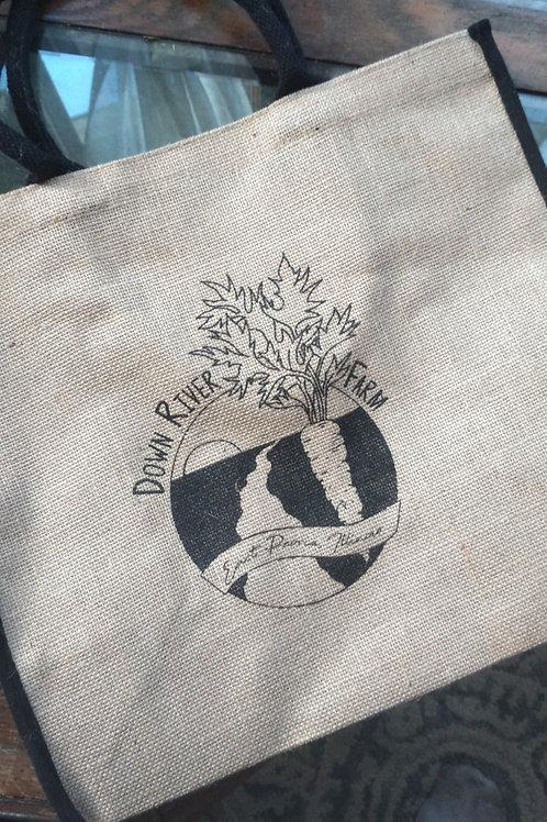 Down River Farm Canvas Bag