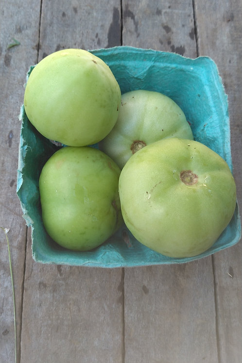 Green Tomatoes - 1 Quart