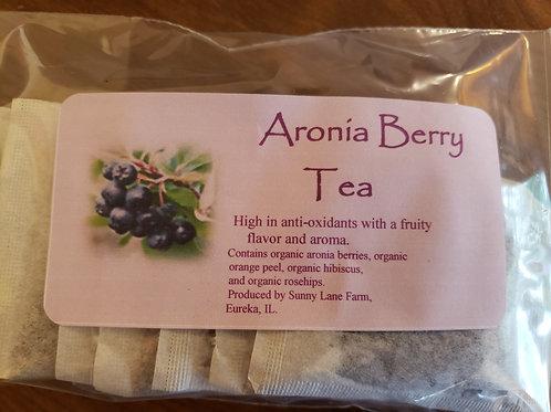 Aronia Berry Tea - 8 Tea Bags