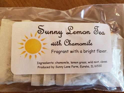 Sunny Lemon Tea - 8 Tea Bags