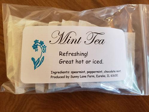 Mint Tea - 8 Tea Bags