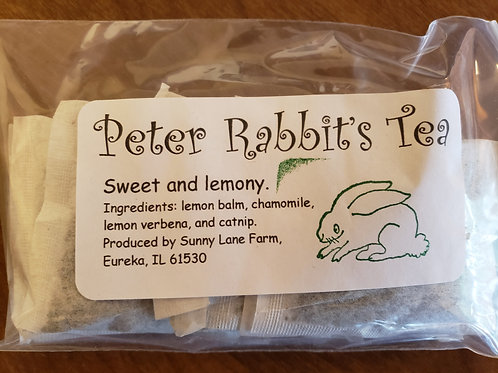 Peter Rabbit's Tea - 8 Tea Bags