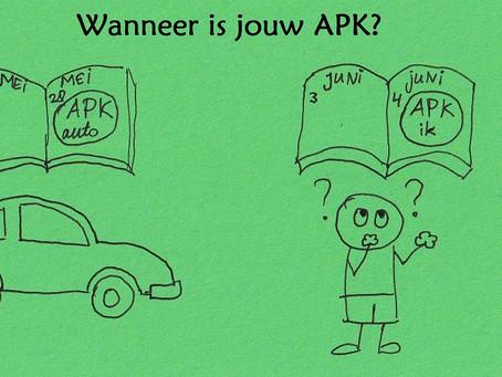 Zorg voor je eigen onderhoud: wanneer is jouw APK?