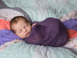 Reece {Organic Newborn}