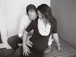 Jackie & Matt {Maternity Session}