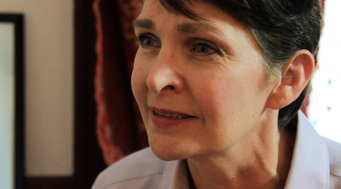 Christine Brady in Chapter 2: Play