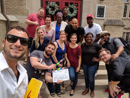 AWL joins the 48 HOUR FILM PROJECT 2019