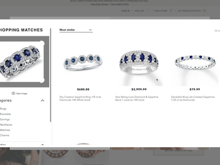 Shopping Made Easy at Jared St Matthews and Jared.com 💎