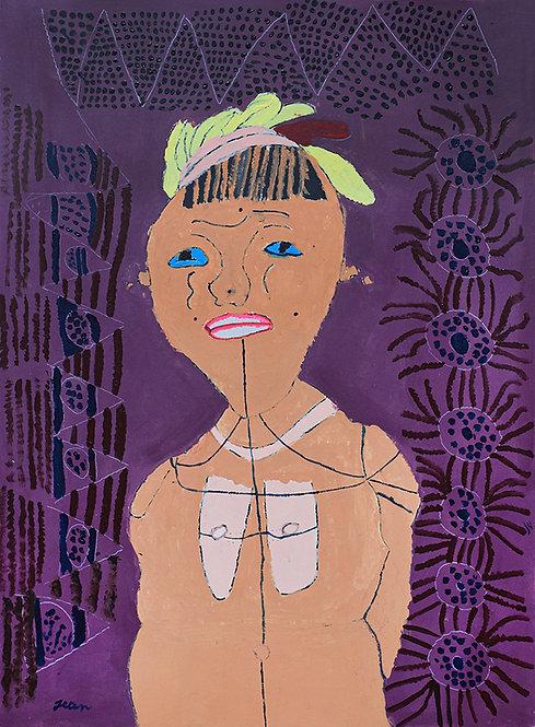 Jean Dillen - squaw