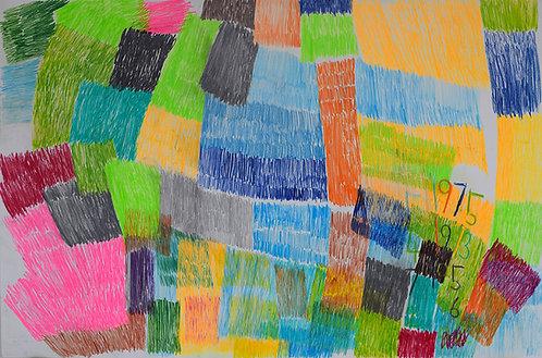 Wytze Hingst - vlakken in kleur
