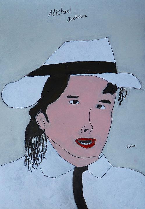 John Van Geesberghen - Michael Jackson
