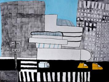 Guggenheimmuseum New York
