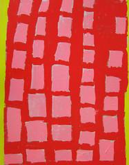 rood appartementsgebouw