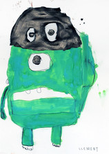 groen monster