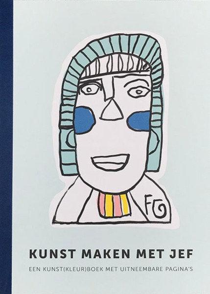 Jef Cloostermans - Kleurboek