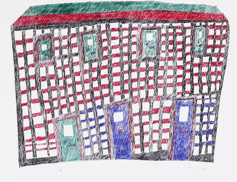 Jan Wuyts - huis met 7 deuren