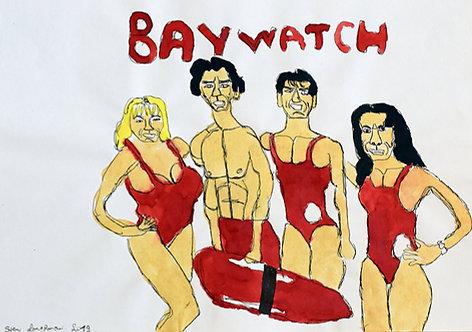 Sven Langhmans - Baywatch team