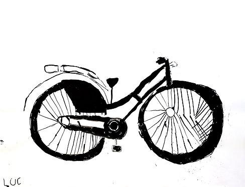 Luc Van Muylder - fiets