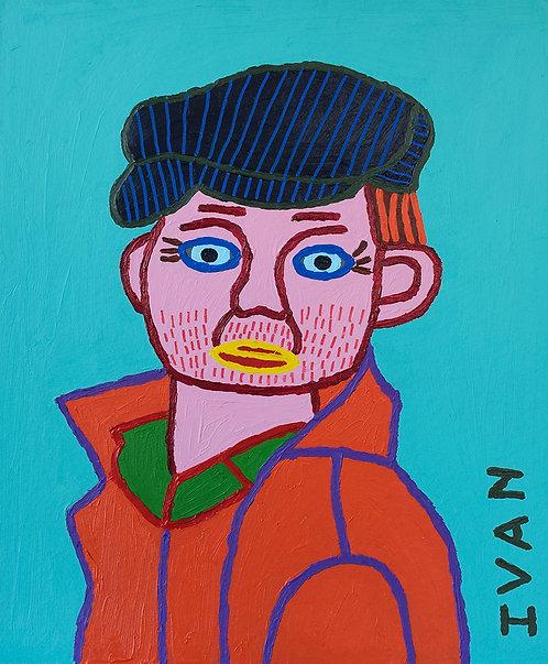 Ivan Vander Vliet - Jonge boer