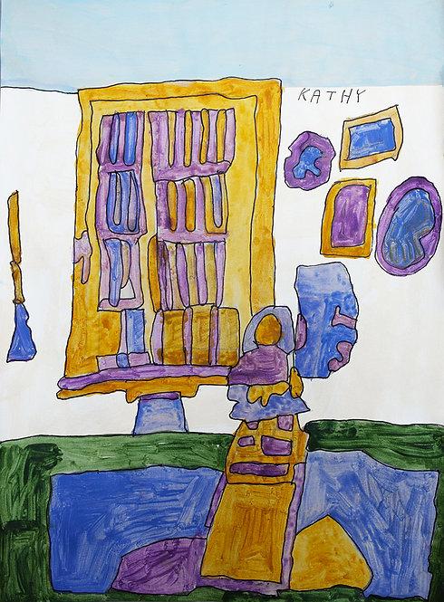 Kathy De Decker - interieur