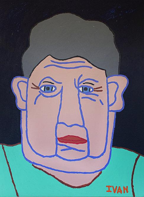 Ivan Vander Vliet - oudere man