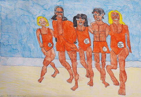 Sven Langhmans - Baywatch team