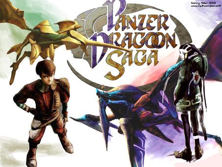 Game Review #4 - Panzer Dragoon Saga (Sega Saturn)