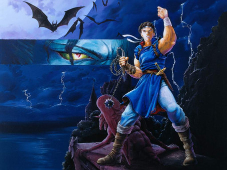 Game Review #1 - Castlevania Rondo of Blood (PC Engine)