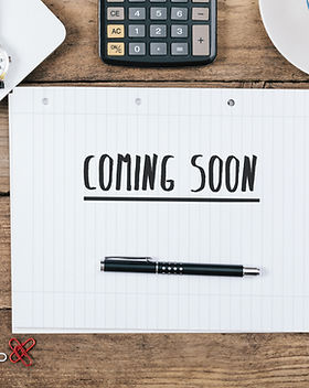 words coming soon on notebook, Office de