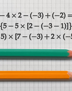 Example of the basic math operations and