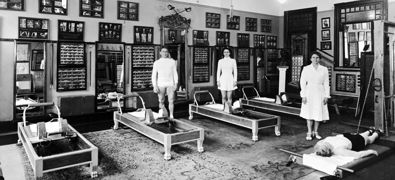 pilates marbella historical