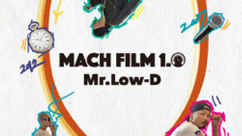 DVD「MACH FILM 1.0」
